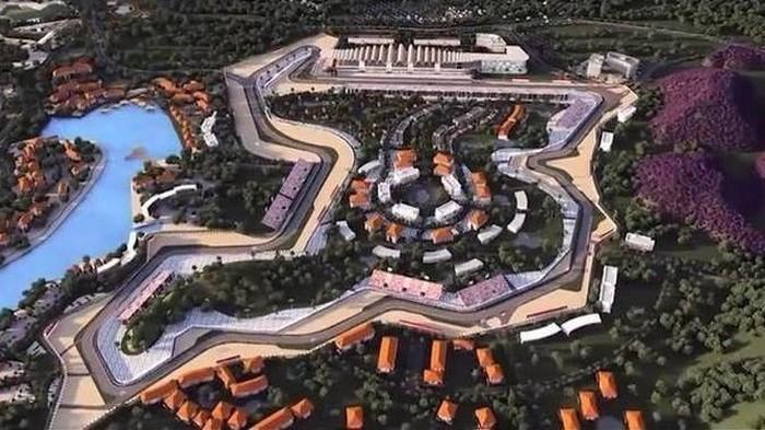 MotoGP Mandalika Tahun 2021