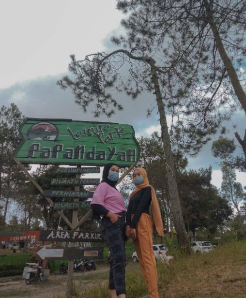 tempat wisata di garut papandayan leisure park