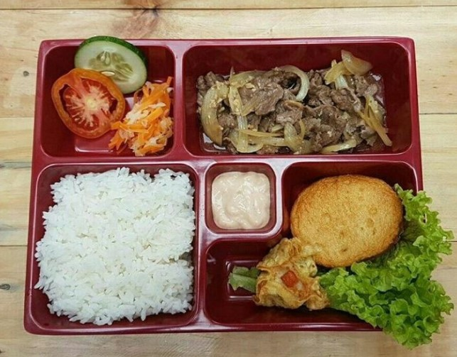 biaya sekali makan di jepang
