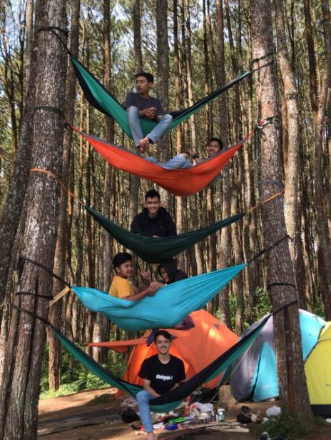 fasilitas hammock