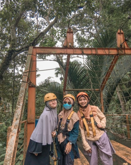 outbond camp hulu cai
