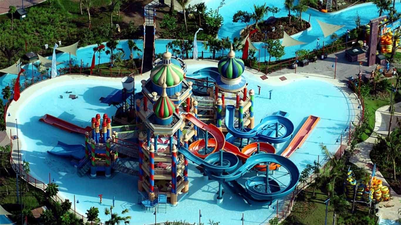 waterpark kenpark surabaya